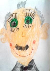 rysunek dziadka