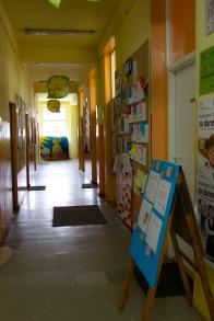 fragment korytarza