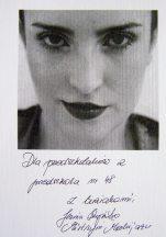 autograf Mistrzyni Makijażu