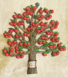 drzewo genealogiczne ilustracja