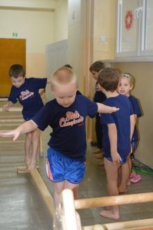 gimnastyka biedronek