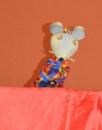 pacynka myszka