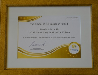 top school of the decade
