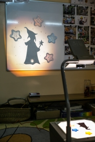 projektor 1